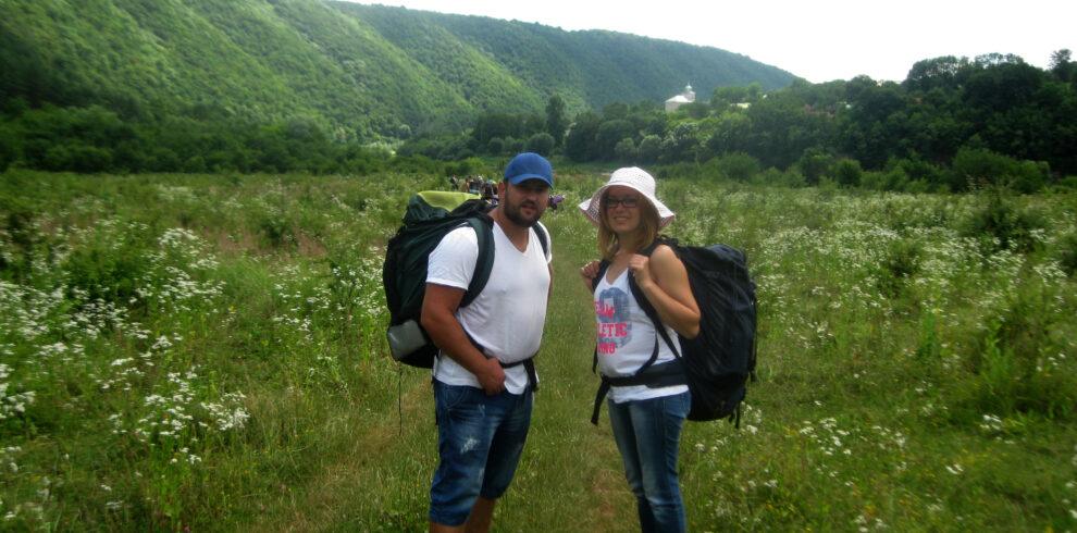 Походи рюкзаки сплави річками гори