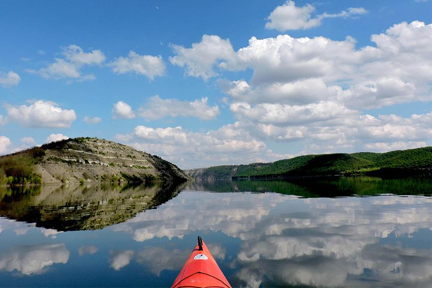 Бакота відпочинок каякінг річкою Дністер