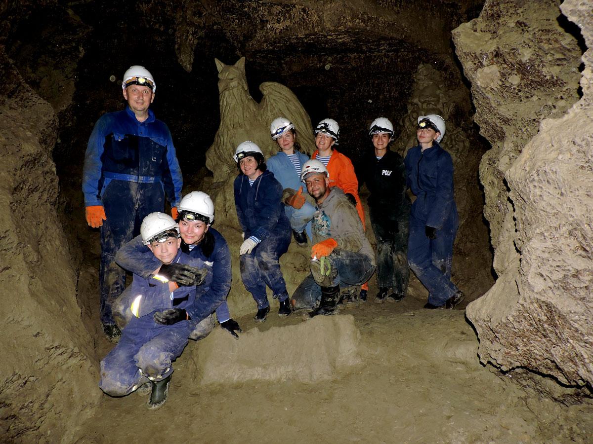 печери оптмістична екскурсія тури ціни