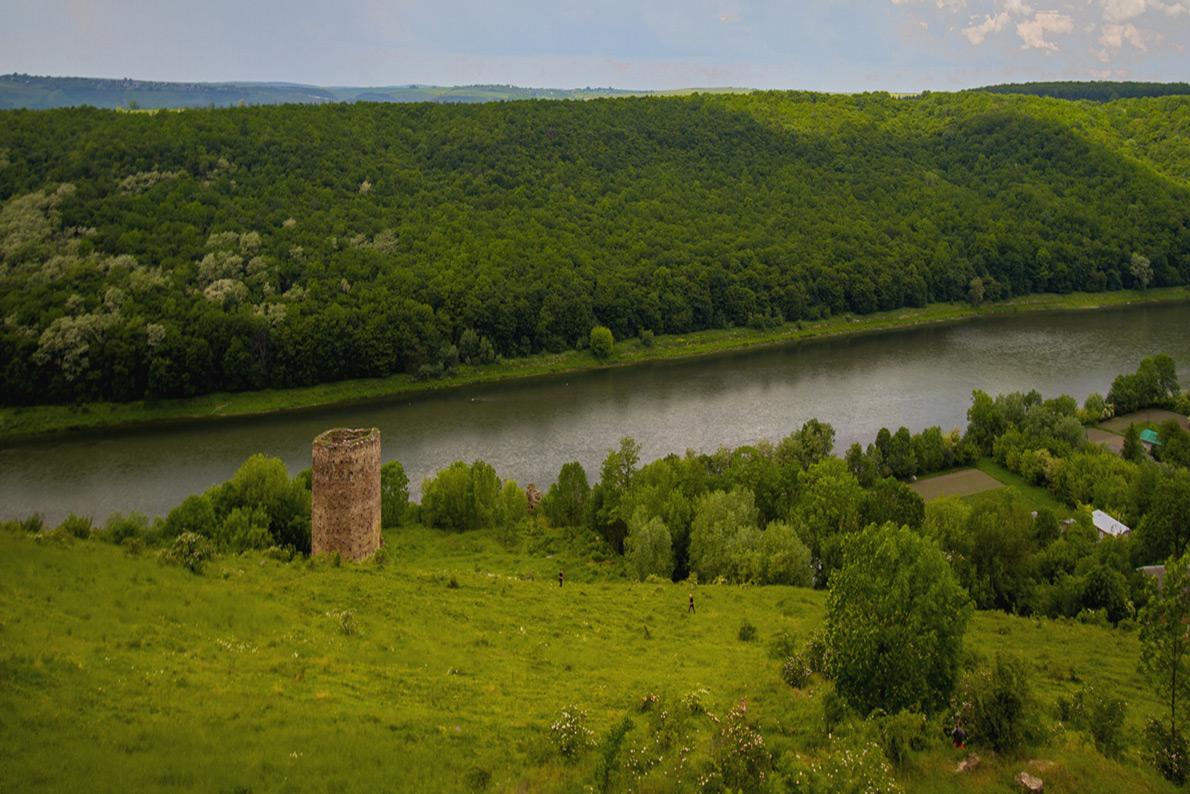 Раковець фортеця
