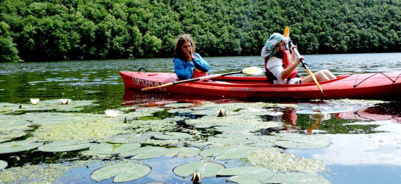 Сплав річкою Серет на каяках байдарках