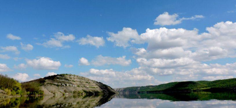 К тури сплав на байдарках річкою Дністер один день